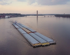 Moving cargo on inland waterways is a $30 billion industry, which Cummins engines help power.