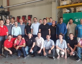 Cummins European distributors and dealers attended Part III – Electrical Design, delivered by the Europe Sales Application Engineering team (SAE) in Bucharest, Romania.