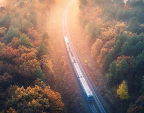 Connectivity to sustainability, the future of the rail industry looks different