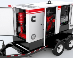 The C70D2RE is the newest member of the Tier 4 Final mobile generator set product line, powered by a U.S EPA Tier 4 Final certified QSB5-G11 Cummins engine.
