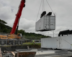 Cummins Panama is providing prime, standby and mission-critical power to the port through six different projects, from backup power at the main substation to mobile power packs to keep refrigerated containers cold.