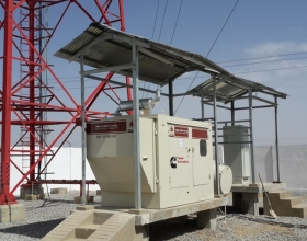 Over 200 units of Cummins 25 kVA and 35 kVA prime-rated diesel generator sets power base transceiver stations around Pakistan.