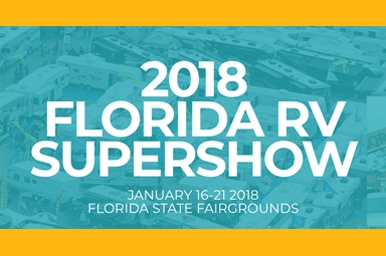 2018 Florida RV Supershow Logo