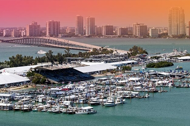 Miami International Boat Show photo