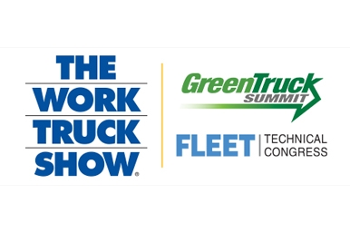 The Work Truck Show logo