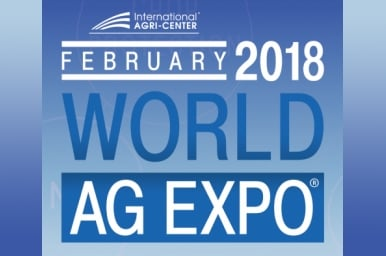 world ag expo promo graphic