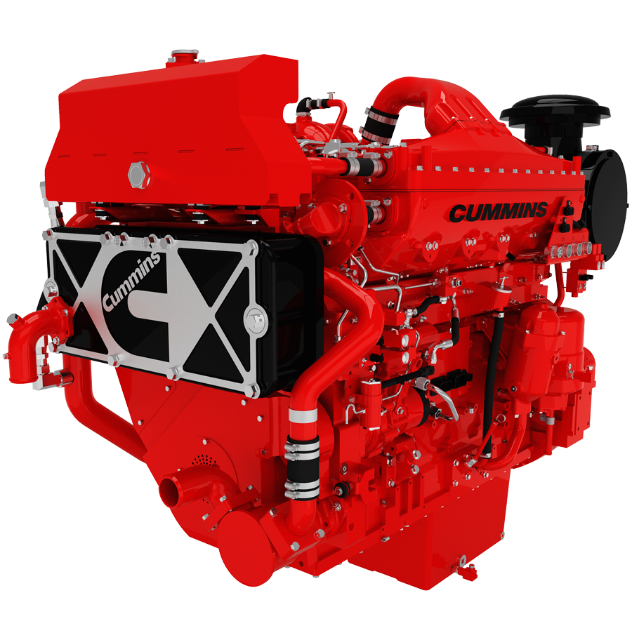 cummins qsk19 recon marine engine