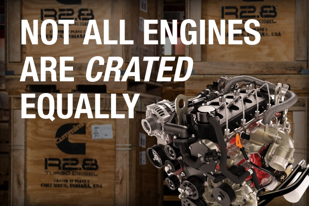 Crate engine web banner