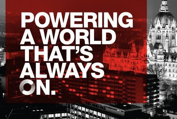 Powering a world that's always on