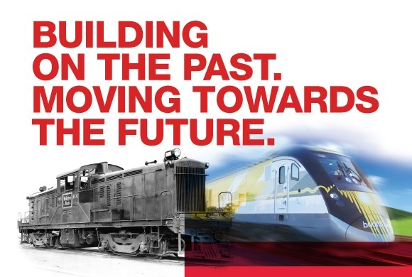 Building on the past, moving towards the future