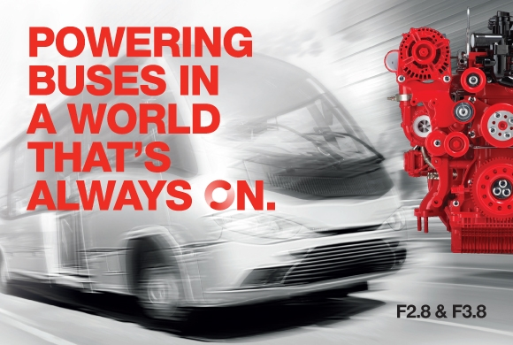 Powering Buses in a world that's always CN.