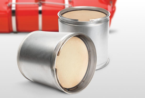 Diesel Particulate Filters, Genuine vs Will-fit DPF