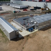 The new water hub coming on line in 2020 at the Cummins engine plant in Rocky Mount, North Carolina, will enable the plant to significantly increase the amount of water it reuses.