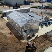 The new Water Hub at Cummins' plant in Rocky Mount, North Carolina (U.S.), saves millions of gallons of water.