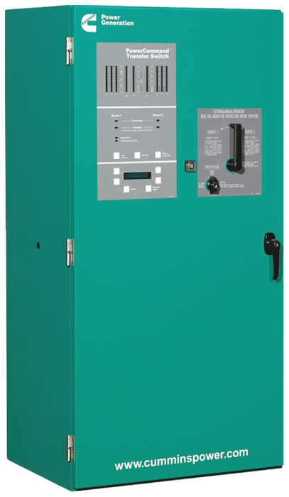 CHPC Transfer Switch
