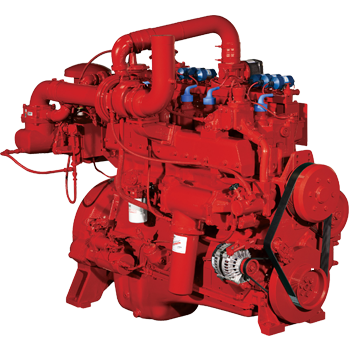 GTA855e Stoichiometric Gas Series G-Drive Engine