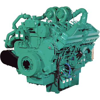 Diesel QSK38-Series G-Drive Engine