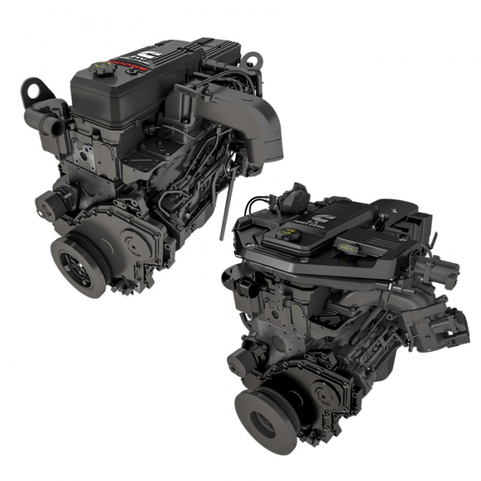 Cummins Remanufactured Turbo Diesel Engines 5.9L and 6.7L