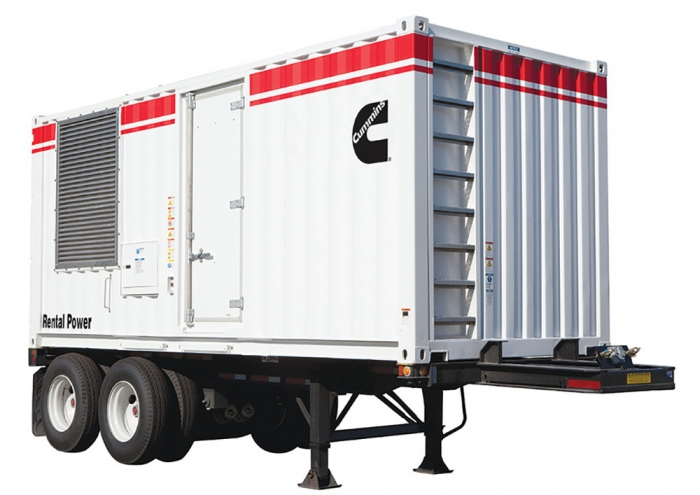 QSX15-9 for Rental