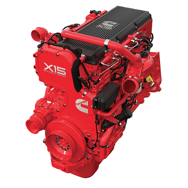 X15 Efficiency Series (2017) | Cummins Inc
