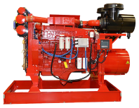 CFP23E fire pump drive engine