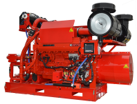 CFP30E fire pump drive engine
