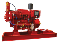 CFP83 fire pump drive engine