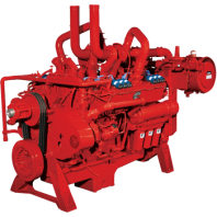 GTA28 Stoichiometric Gas Series G-Drive Engine