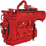 KTA19 Lean Burn Gas Series G-Drive Engine