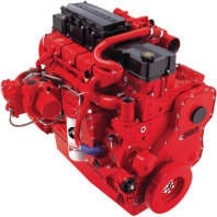 Diesel QSL9 Ultra Low Emissions G-Drive Engines