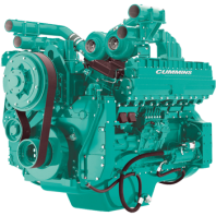 Diesel QST30-Series G-Drive Engine