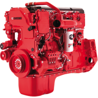 Diesel QSX15-Series Ultra Low Emissions G-Drive Engine