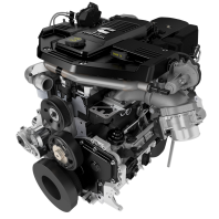Turbo diesel Cummins de 6,7 L 2019