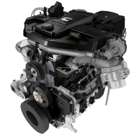 Remanufactured Cummins Turbo Diesel