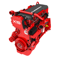 2021 X15 Efficiency Series Engine