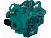 Diesel QSK50-Series G-Drive Engine