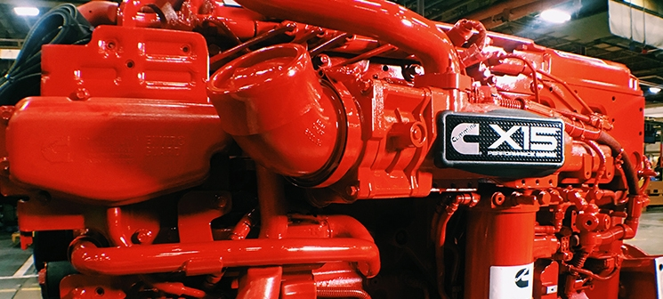 Diesel and Natural Gas Engines for Vehicles and Equipment | Cummins Inc.